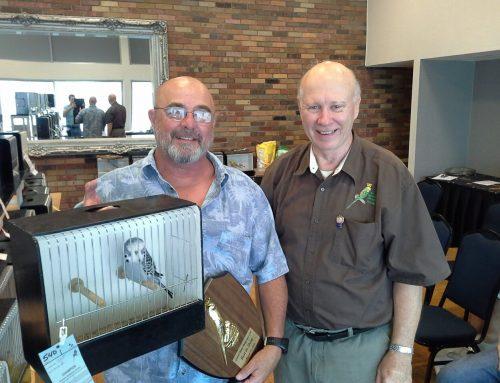 Central Illinois Best in Show Jeff Hall & Bill Birney Judge