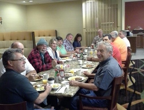 Breakfast at the Red Lion Inn Kelso, Washington All American 2016